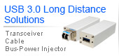 USB 3.0 Long Distance Solution | Extender, Cable
