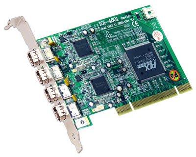 Texas instrument ohci compliant ieee 1394 host controller driver.