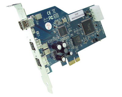 pci express x1. Host Adapters / to PCIe x1